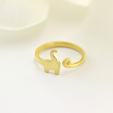Gentle Giant Dinosaur Ring - Dinosaur Themed Gifts & Accessories