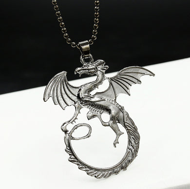 Dragon Pride Necklace - Dinosaur Themed Gifts & Accessories