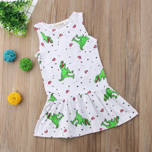Roaring Spiked Dino Dress - DinoGoods