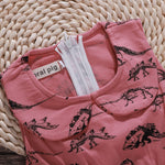 Girls Toddler Dinosaur Party Dress