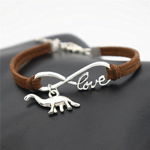 Jurassic Dinosaur Charm Bracelets - Dinosaur Themed Gifts & Accessories