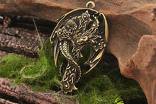 Dragon Cross Pendant - Dinosaur Gifts & Accessories