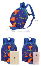 Kids Dinosaur Backpack with Reptile - Dinosaur Themed Gifts & Accessories