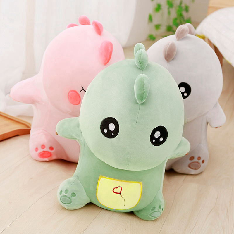 Prehistoric Cutey Dinosaur Plush Toy