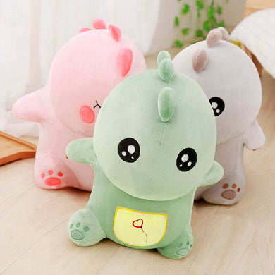 Colorful Dinosaur Plush Toy - Dinosaur Gifts & Accessories