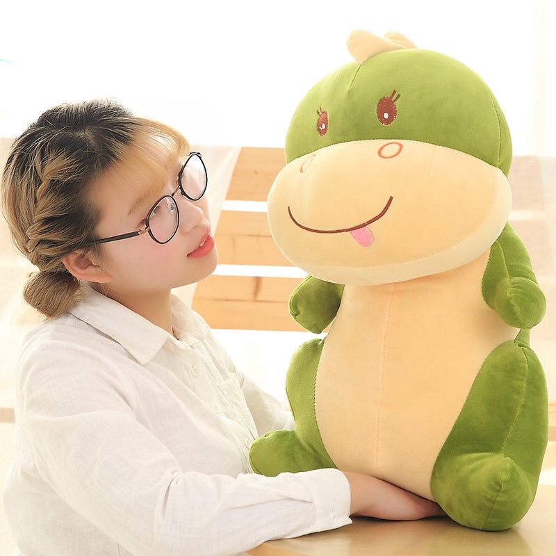 Cute Dinosaur Plush Toy - Dinosaur Themed Gifts & Accessories
