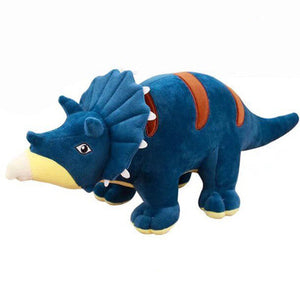 Large Cute Triceratops Plush Doll