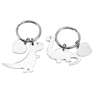 Unbreakable Dinosaur Keychain - Dinosaur Themed Gifts & Accessories