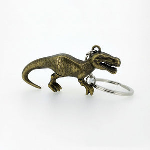 T-Rex Dinosaur Keychain - Dinosaur Themed Gifts & Accessories