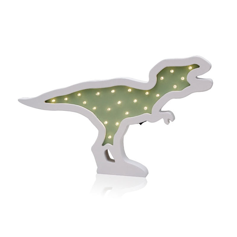 Tyrannosaurus Rex Night Light LED Lamp - Dinosaur Themed Gifts & Accessories