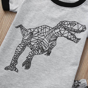 Toddler Baby Boy Dinosaur Shirts and Shirt - Dinosaur Themed Gifts & Accessories