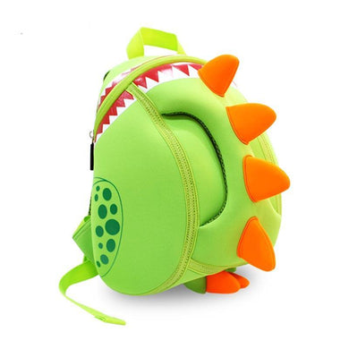 Kids Green Spiked Dinosaur Backpack - Dinosaur Gifts & Accessories