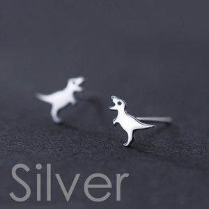 Variety Small Dinosaur Stud Earrings - DinoGoods