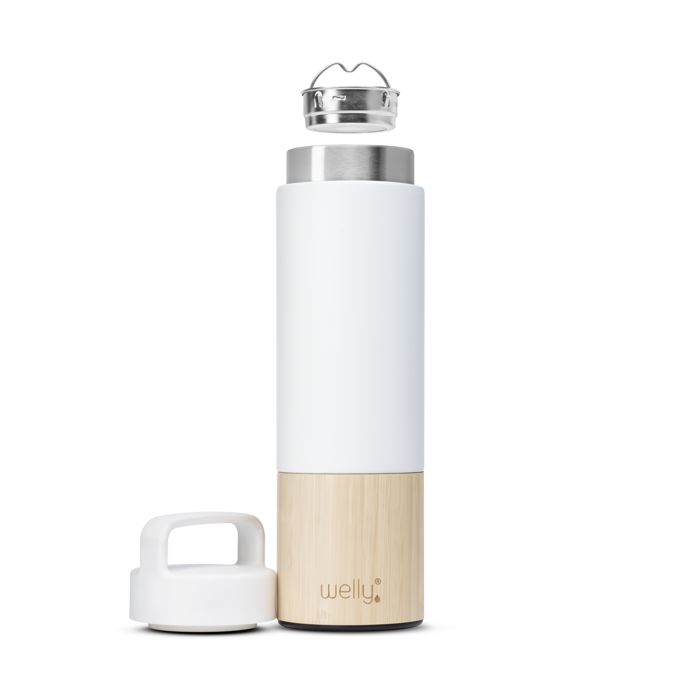 Traveler Bottle - White