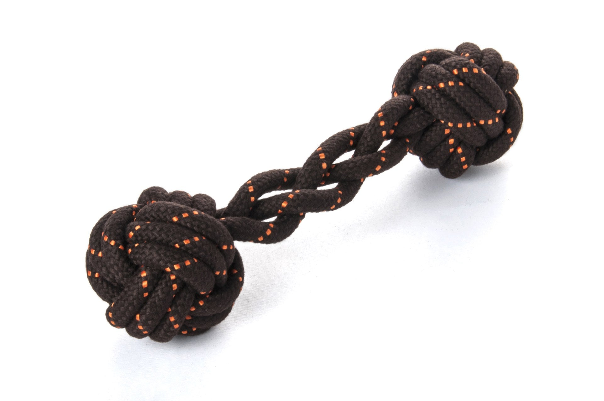 Scout & About Rope Toy - Barbell