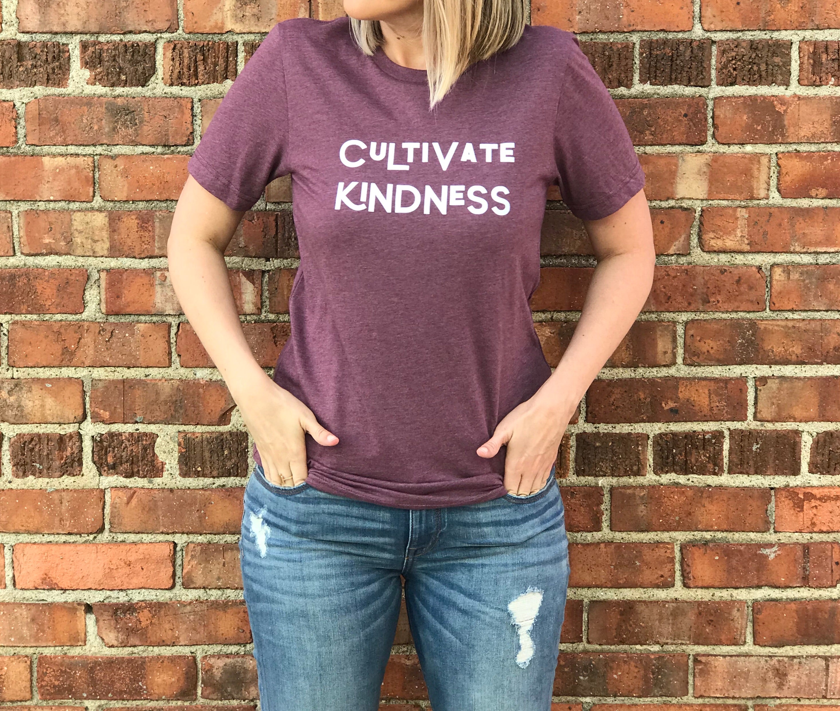 Cultivate Kindness (Unisex)