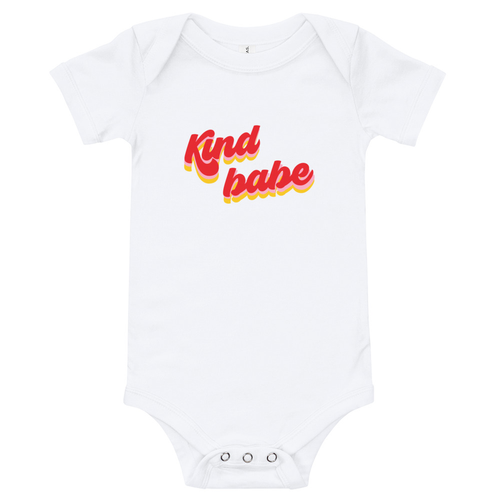 Kind Babe Onesie (multiple colors)
