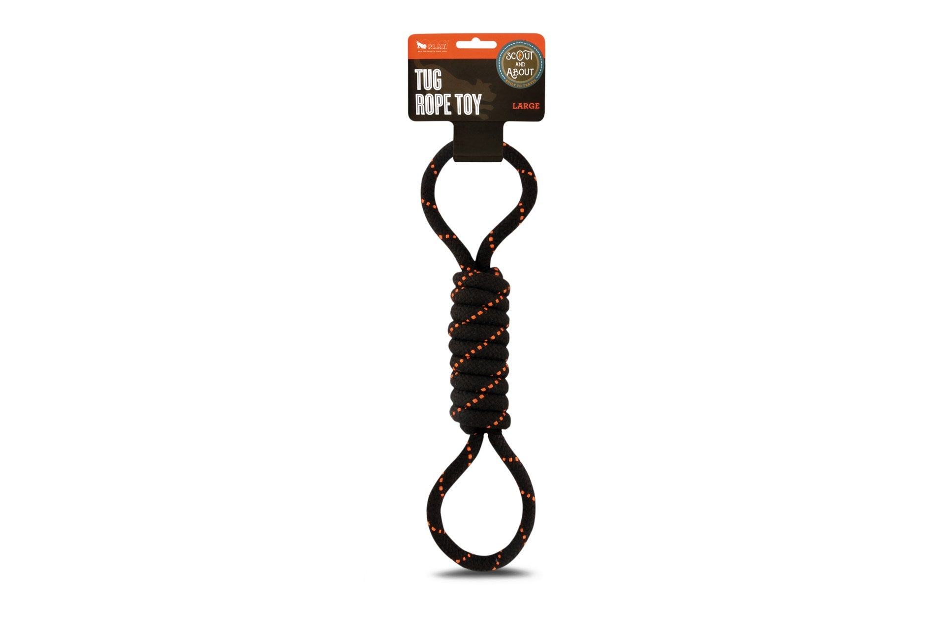 Scout & About Rope Toy - Tug