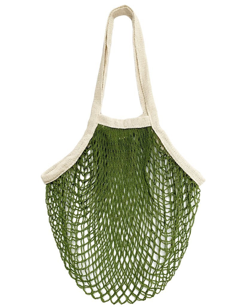 French Market Tote - Green
