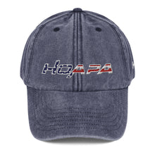 Load image into Gallery viewer, Hoapa USA Vintage Denim Dad Hat