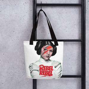 'A Womens Place is in the Rebellion' Tote Bag