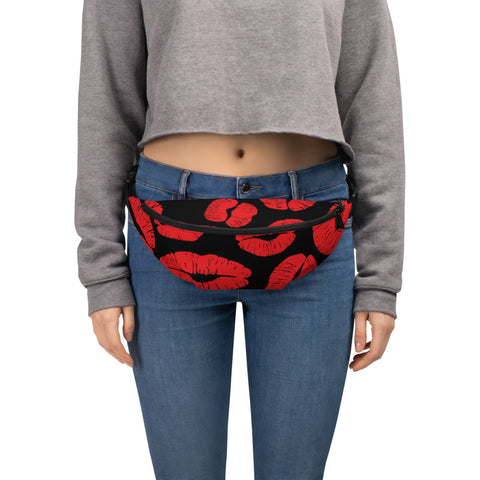 Hot Lips Fanny Pack