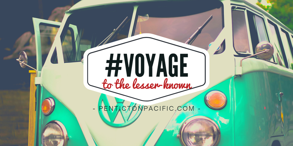 Voyage to the lesser known