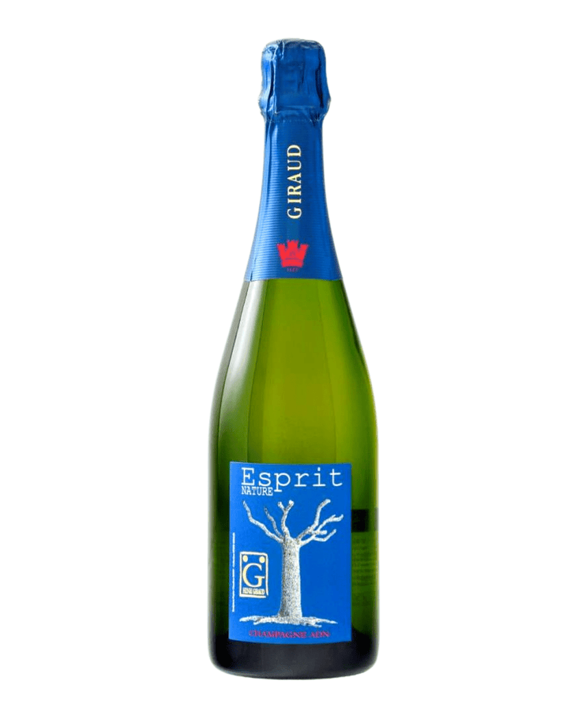 Discover Champagne Henri Giraud Champagne Henri-Giraud Esprit Brut Nature NV online at PENTICTON