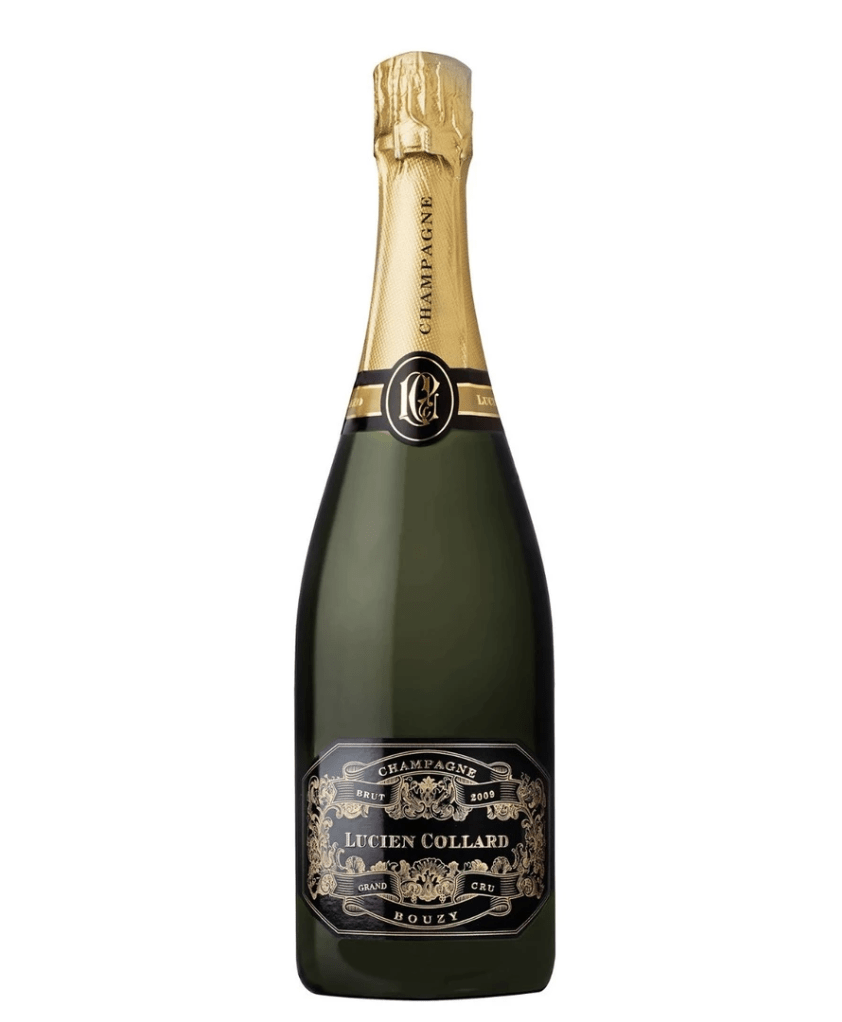 Discover Champagne Lucien Collard Champagne Bouzy Trio online at PENTICTON