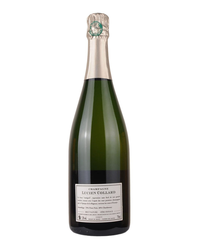 Discover Champagne Lucien Collard Cuvee Zero Dosage Brut Nature NV online at PENTICTON