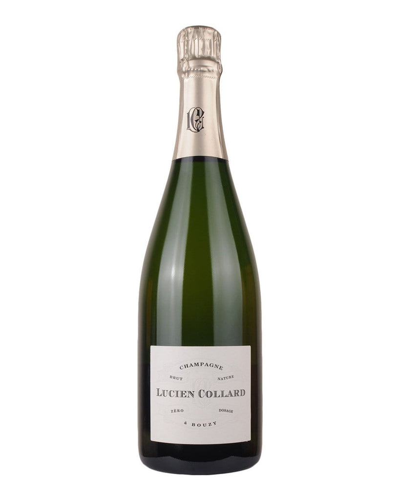 Discover Champagne Lucien Collard Cuvée Zero Dosage Brut Nature NV online at PENTICTON
