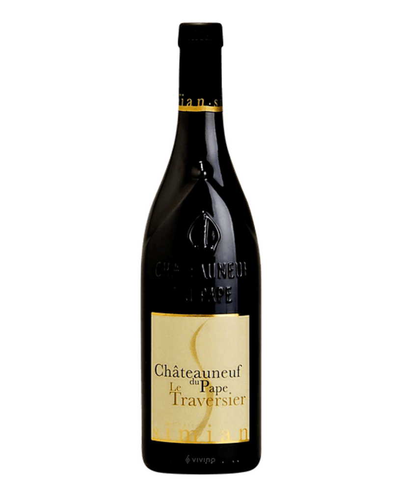Shop Chateau Simian Chateau Simian Chateauneuf-du-Pape Le Traversier Rouge 2016 online at PENTICTON artisanal wine store in Hong Kong. Discover other French wines, promotions, workshops and featured offers at pentictonpacific.com