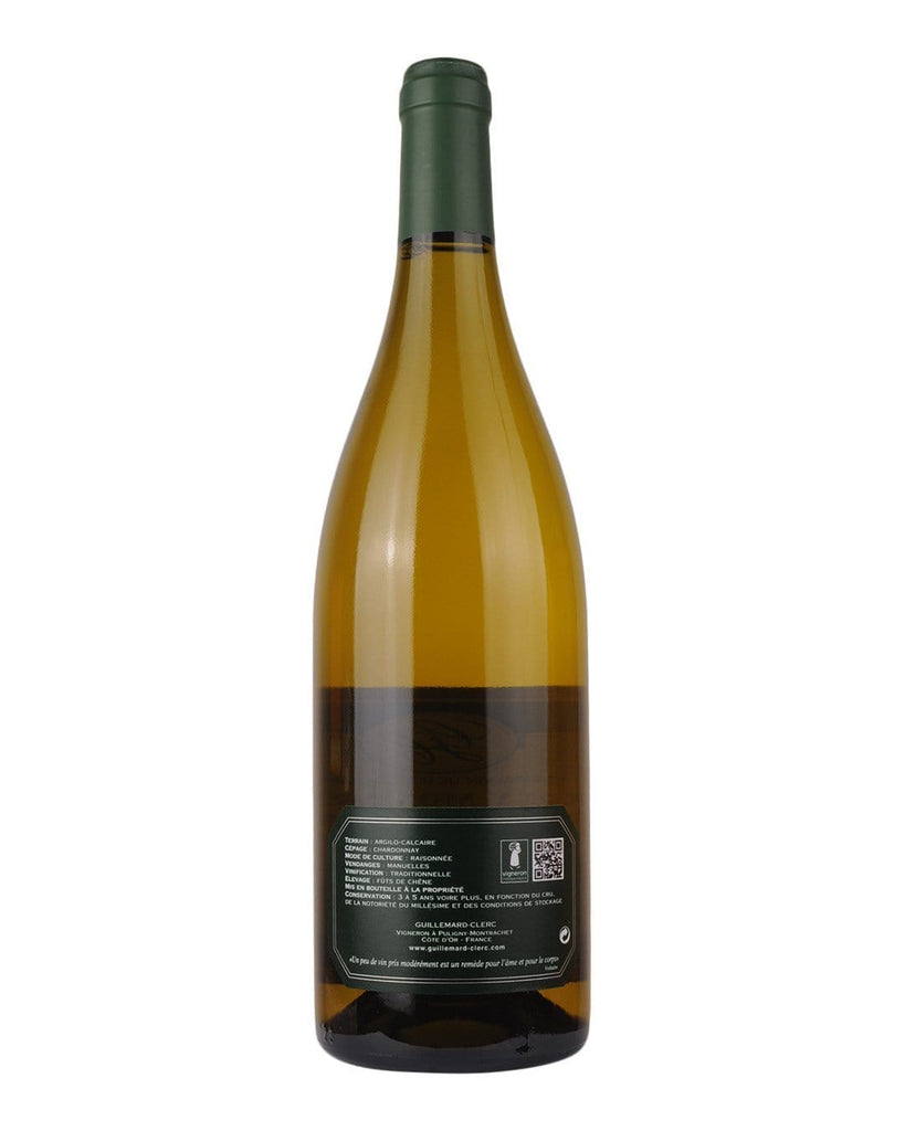 Discover Domaine Guillemard-Clerc Domaine Guillemard-Clerc Puligny-Montrachet 1er Cru Les Folatieres 2011 online at PENTICTON