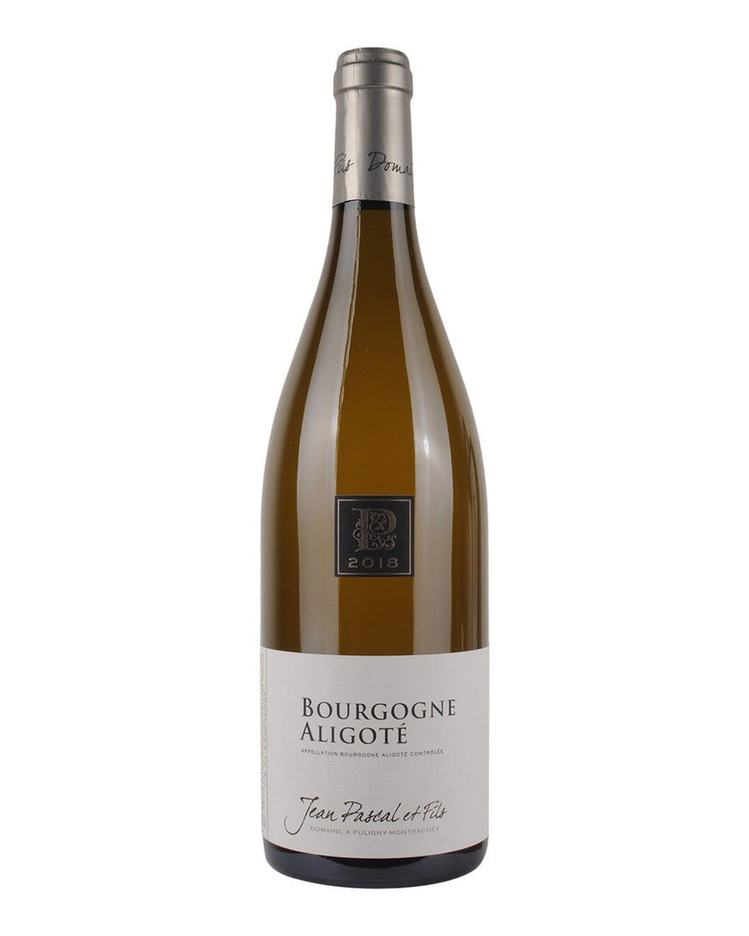 Discover Domaine Jean Pascal Domaine Jean Pascal Bourgogne Aligote 2018 online at PENTICTON