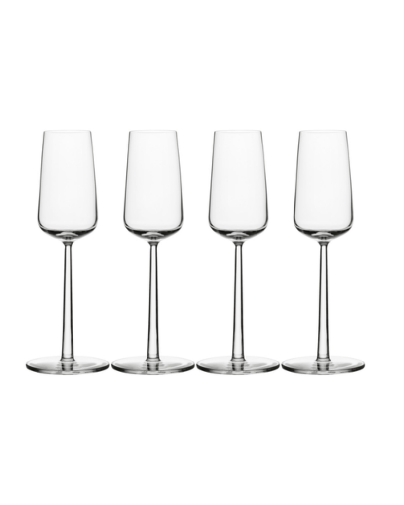 Discover Iittala Iittala | Essence Champagne Glass - Set of 4 online at PENTICTON