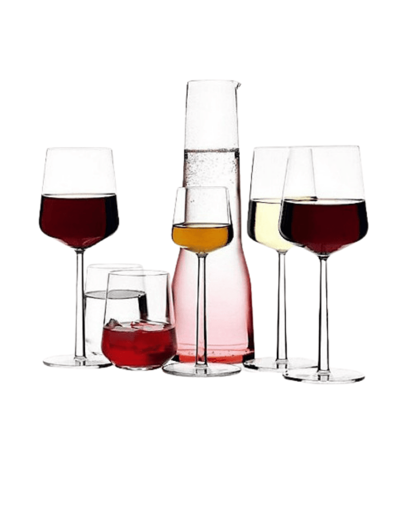 Discover Iittala Iittala | Essence Red Wine Glass - Set of 4 online at PENTICTON