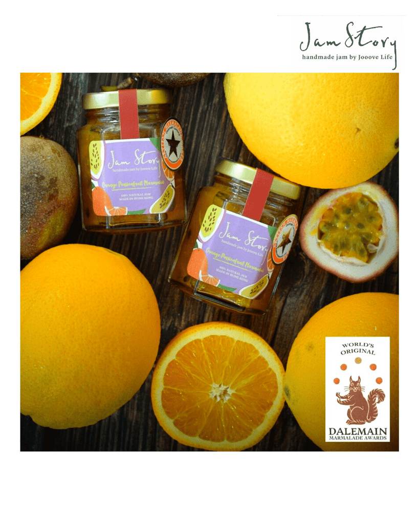 Jam Story Orange Passionfruit Marmalade