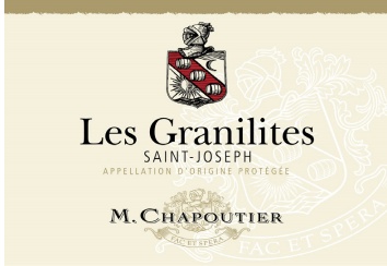 Shop Maison M. Chapoutier Maison M. Chapoutier Saint-Joseph Les Granilites 2017 online at PENTICTON artisanal wine store in Hong Kong. Discover other French wines, promotions, workshops and featured offers at pentictonpacific.com