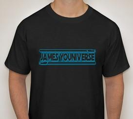 Limited Edition James' YouNiverse T-Shirt