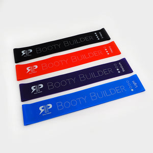 Real Power Fitness Resistance 4 Bands Set