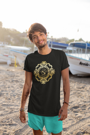 Juan David Collection:Barcelona beachstyle T shirt. (XS up to 2 XL) MADE TO ORDER