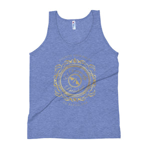 Mens  Tank Top - Eldragonfly Barcelona