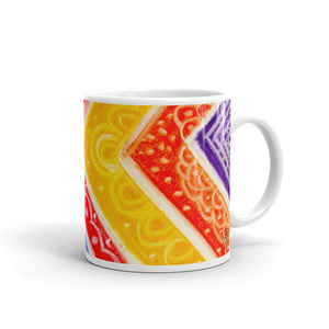 Anna Collection Mug-primer diseño - Eldragonfly Barcelona