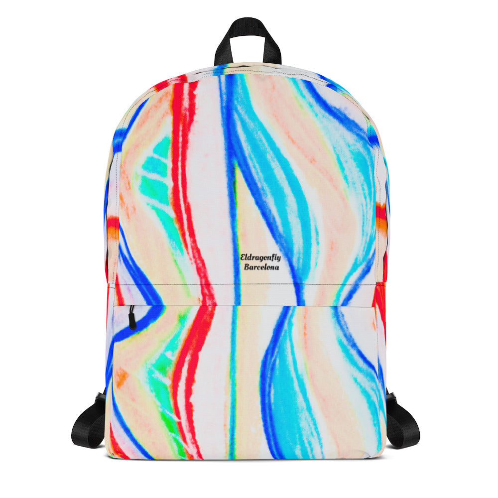 Gracia fiesta Backpack - Eldragonfly Barcelona