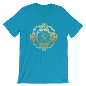 5f76047bf Barcelona beachstyle Unisex T shirt  Barroque Collection - Eldragonfly  Barcelona