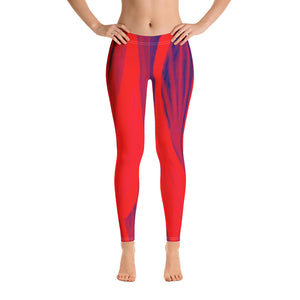 Barcelona beach style leggings , exclusive designs from Eldragonfly :  Juliana Collection - Eldragonfly Barcelona