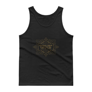 Barcelona beach style ,mens  tank top: Señora Rosa Collection - Eldragonfly Barcelona