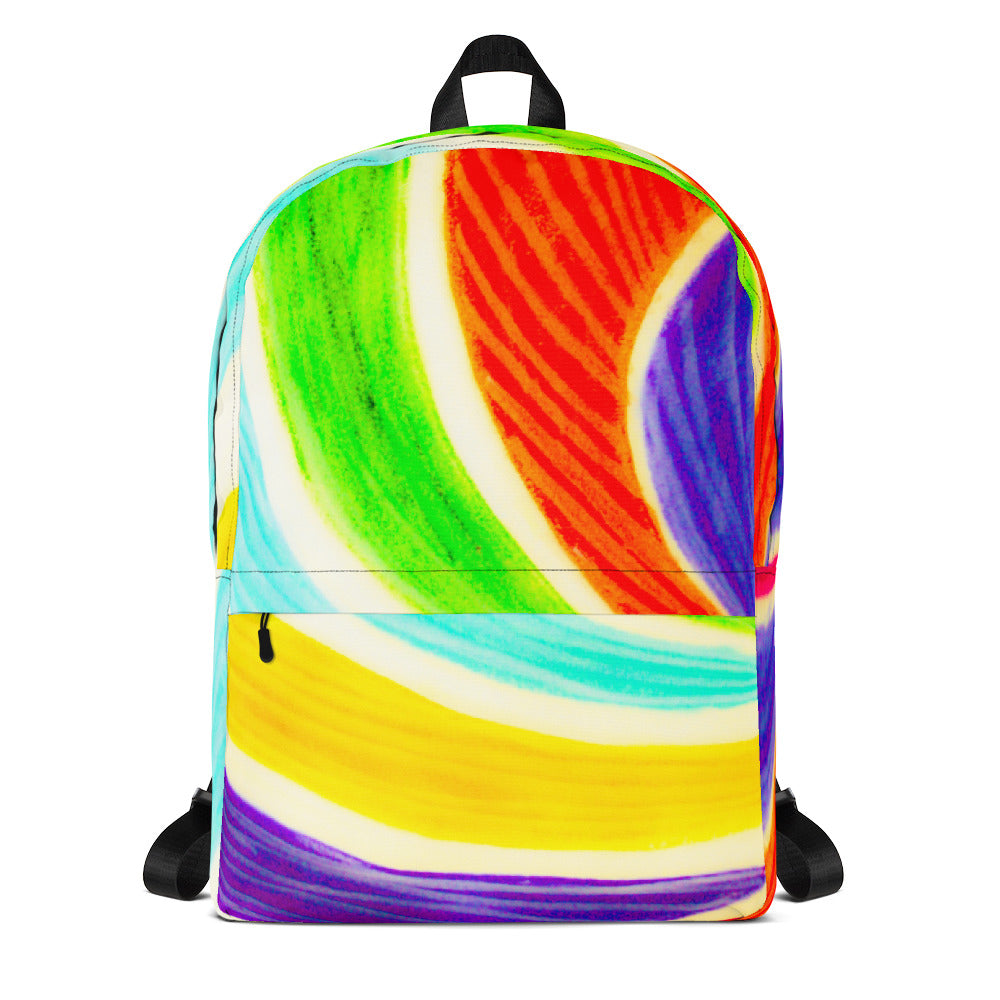 Colourful Backpack Tarragona Collection