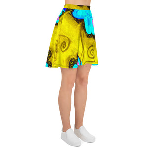 Barcelona beach  style skirt , exclusivley from Eldragonfly : Clara Collection - Eldragonfly Barcelona