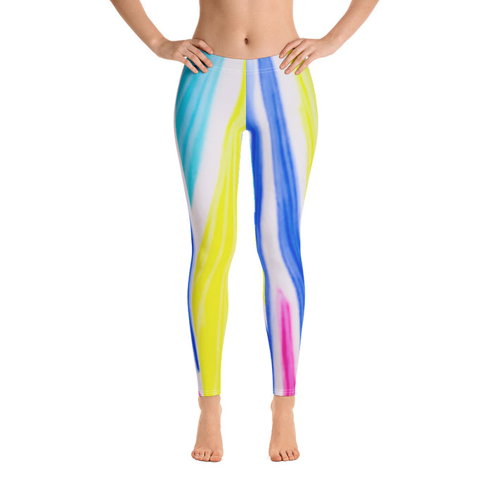 Barcelona beach style ,sport , leggings, exclusive design from Eldragonfly  :Señora Cinta Collection